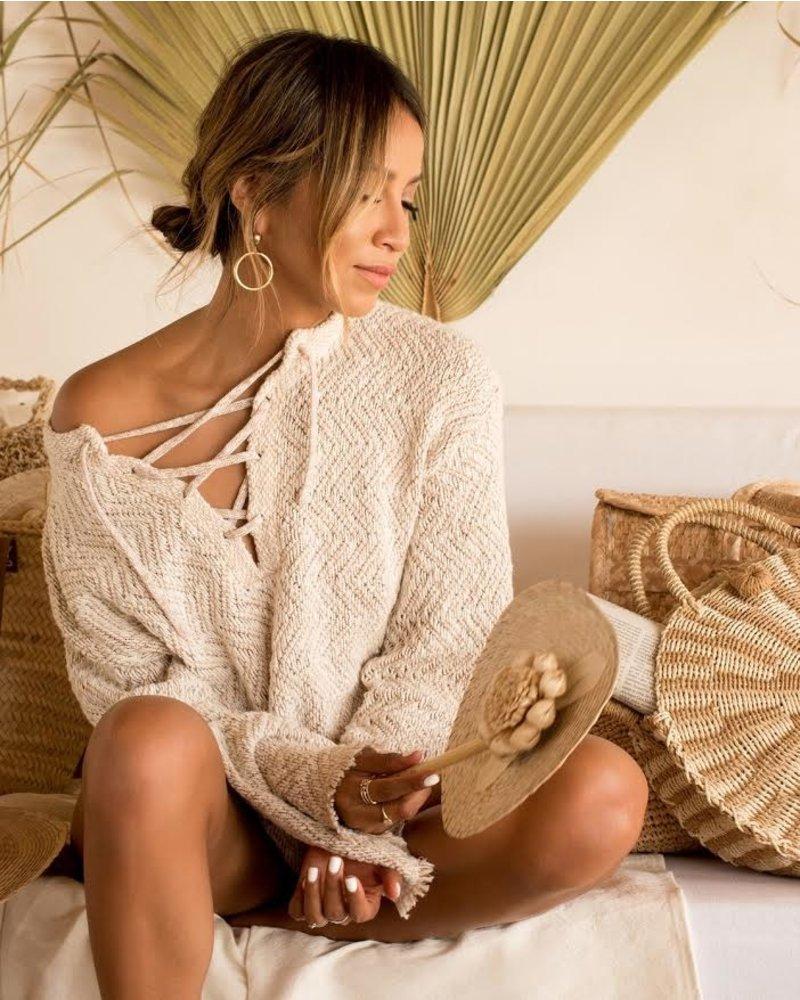 billabong billabong palms for daze sweater