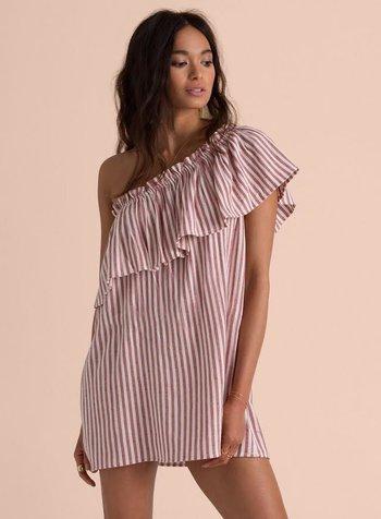 billabong right minded dress