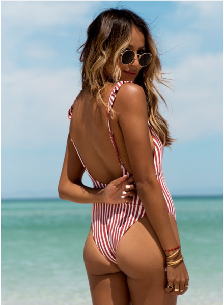 billabong dos palmas one piece