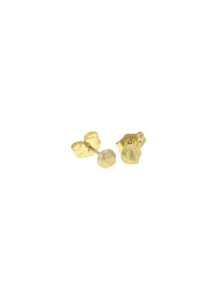 lotus jewelry studio comet stud earrings