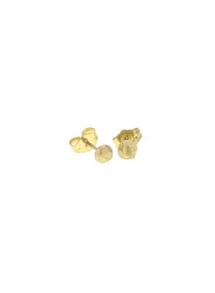 lotus jewelry studio comet stud earrings