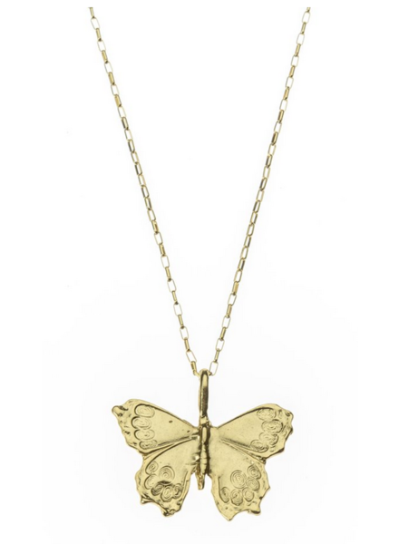 joy dravecky papillon necklace