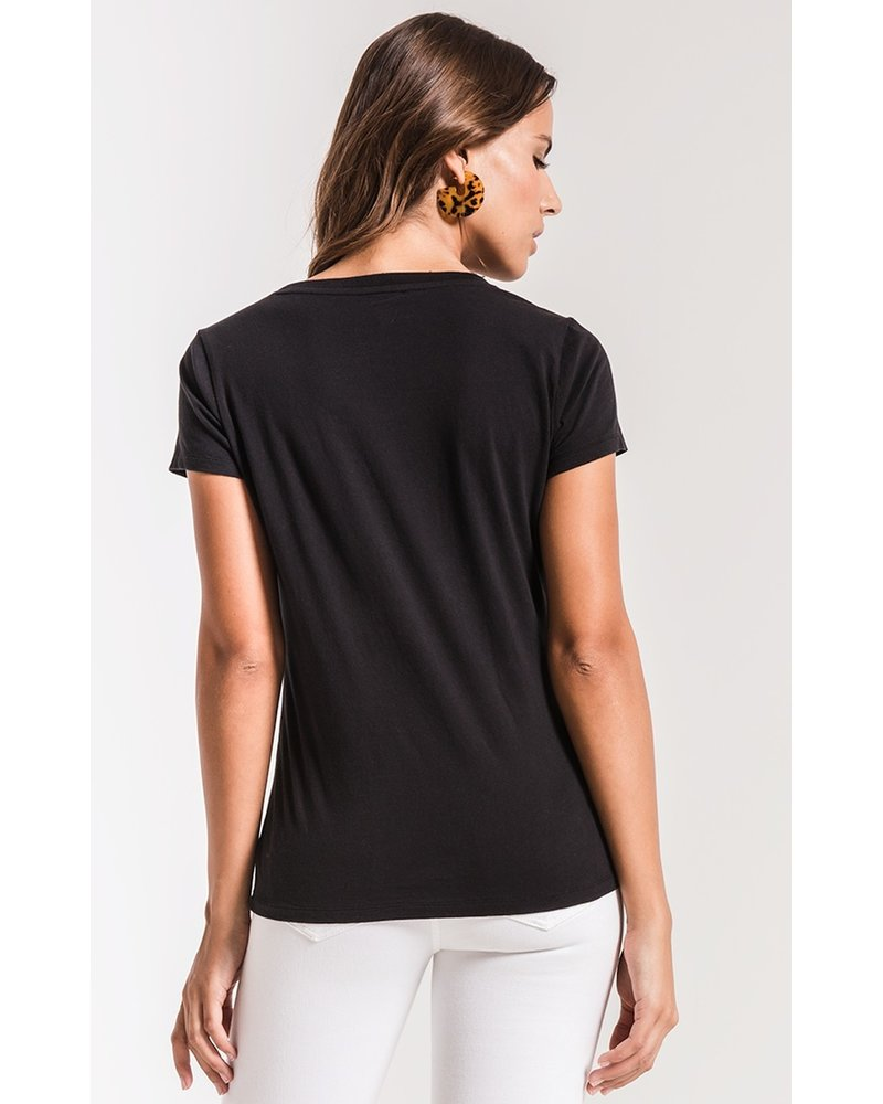 z supply z supply perfect crew tee