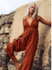 billabong billabong lace and lies jumpsuit