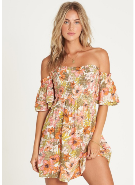 billabong dancing sun dress