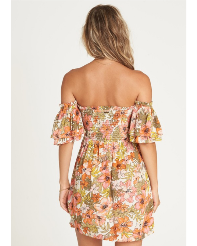 billabong billabong dancing sun dress