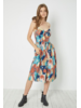 rollas rollas eve painted tulip dress