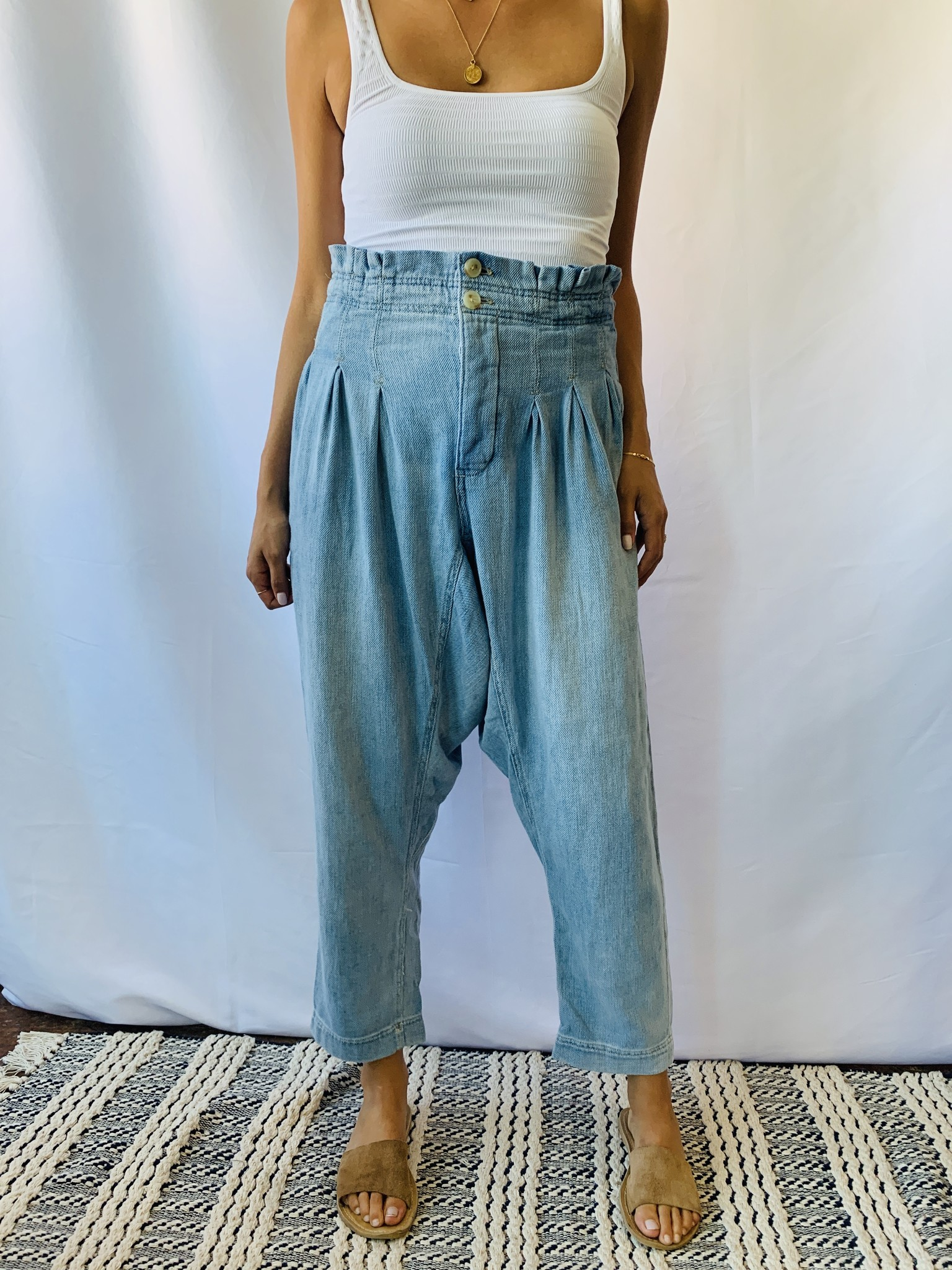 Free People Mover And Shaker Pant Mimi Amp Red Inc