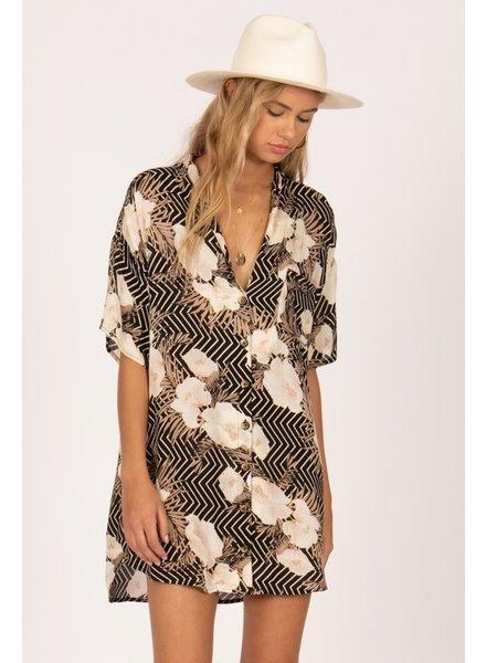 amuse society island oasis dress