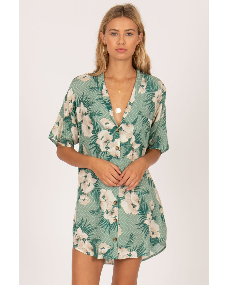 amuse society amuse society island oasis dress