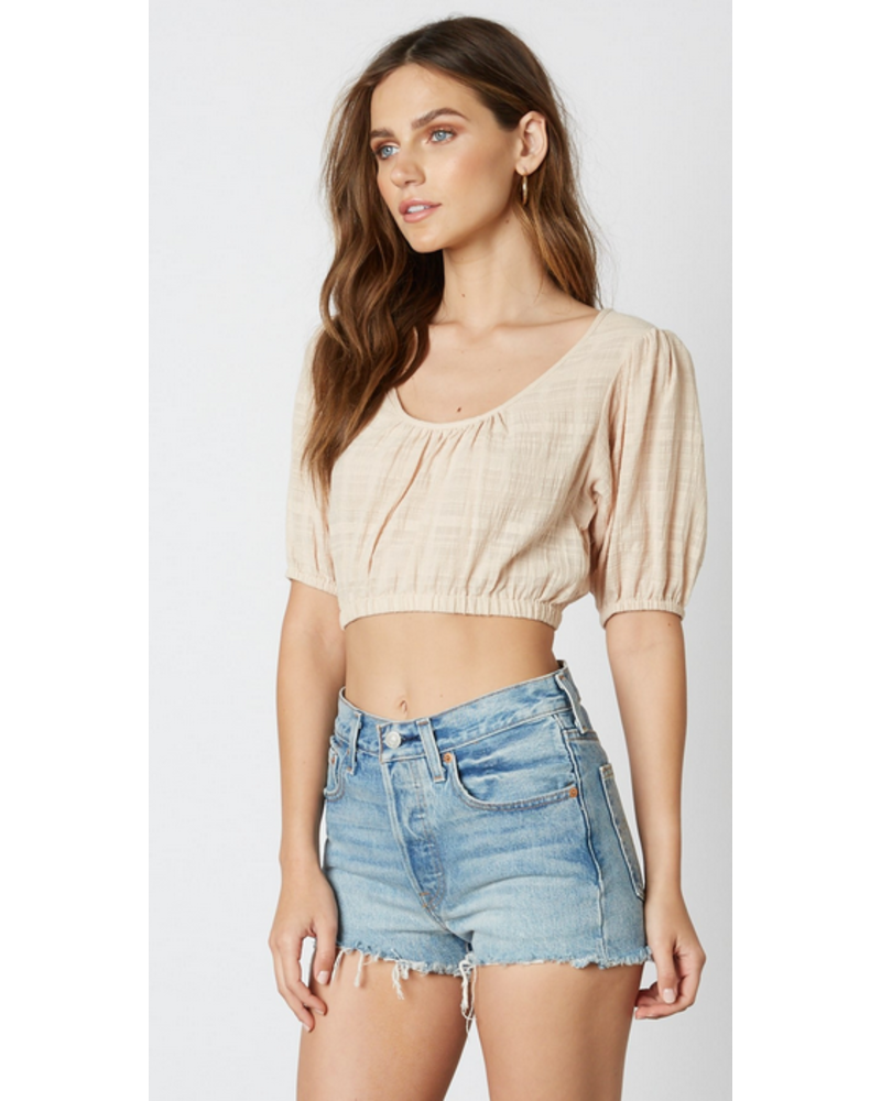 cotton candy cotton candy delilah top