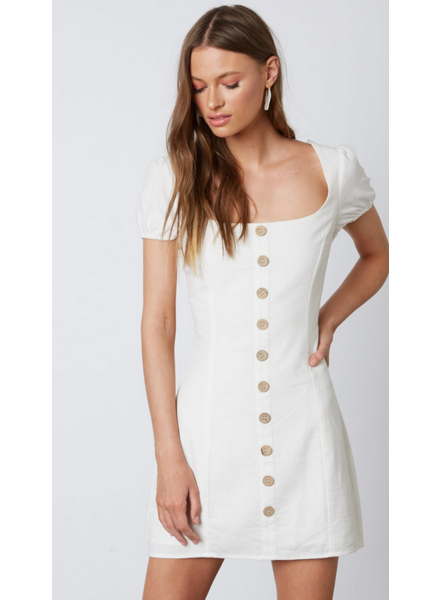 cotton candy iggy dress