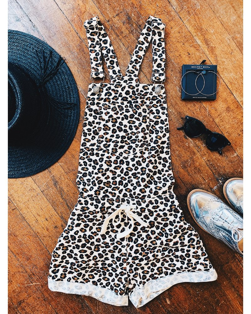 z supply z supply leopard short overall