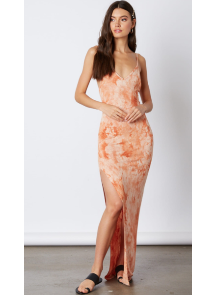 cotton candy sienna dress