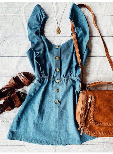 lush remi dress