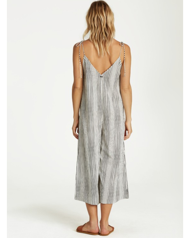 billabong billabong tied up jumpsuit