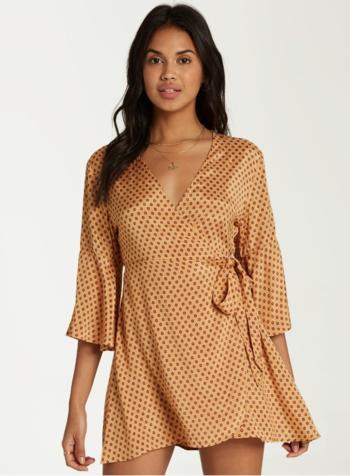 billabong divine day dress