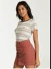 billabong billabong good life cord skirt