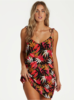 billabong billabong night on the run dress