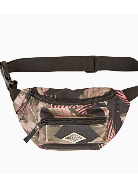 billabong zip it waistpack