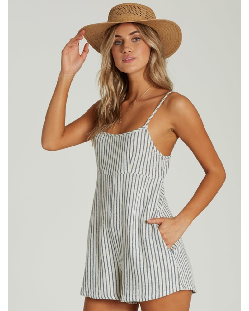 billabong billabong oh hey romper