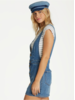 billabong billabong warmin up mini dress