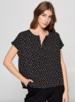 almond blouse