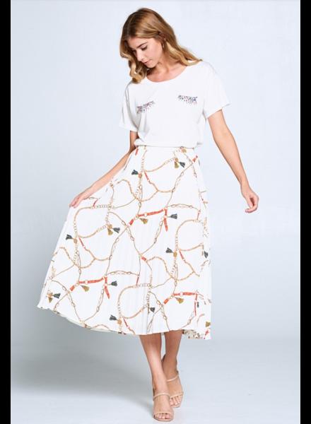 chain skirt