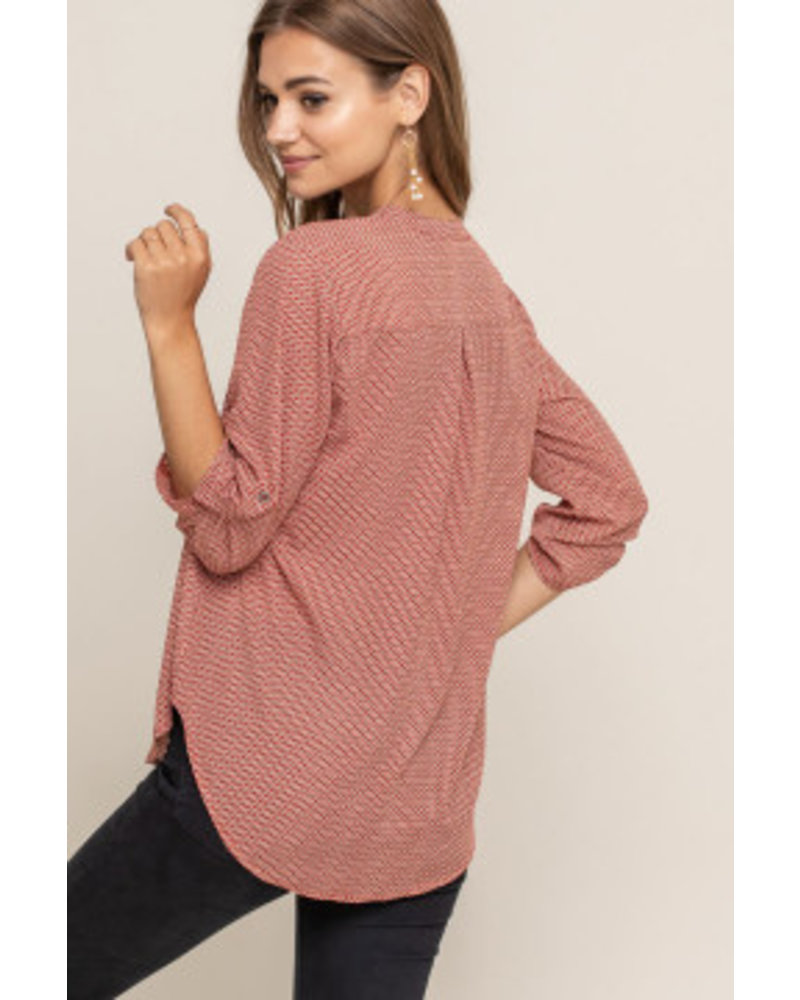 lush lush dakota top