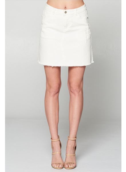 ellison jenga skirt