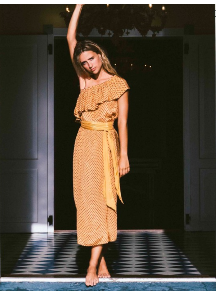 billabong sash around dress