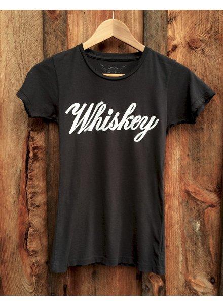 bandit brand whiskey tee