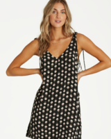 billabong high tied dress