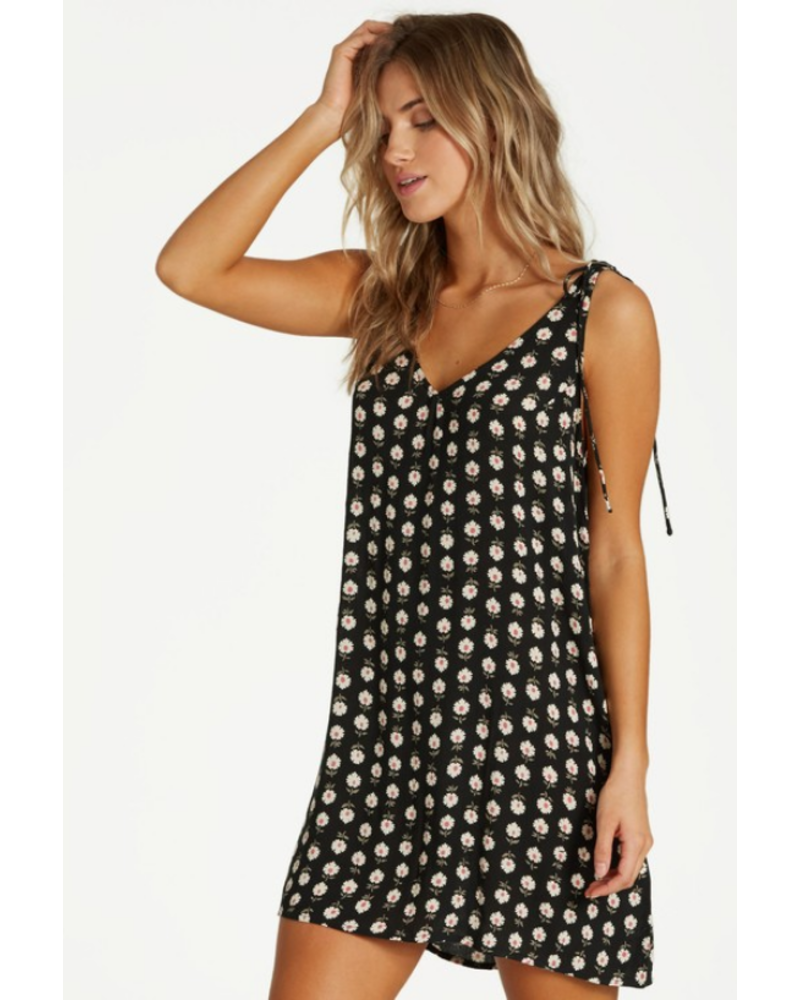 billabong billabong high tied dress