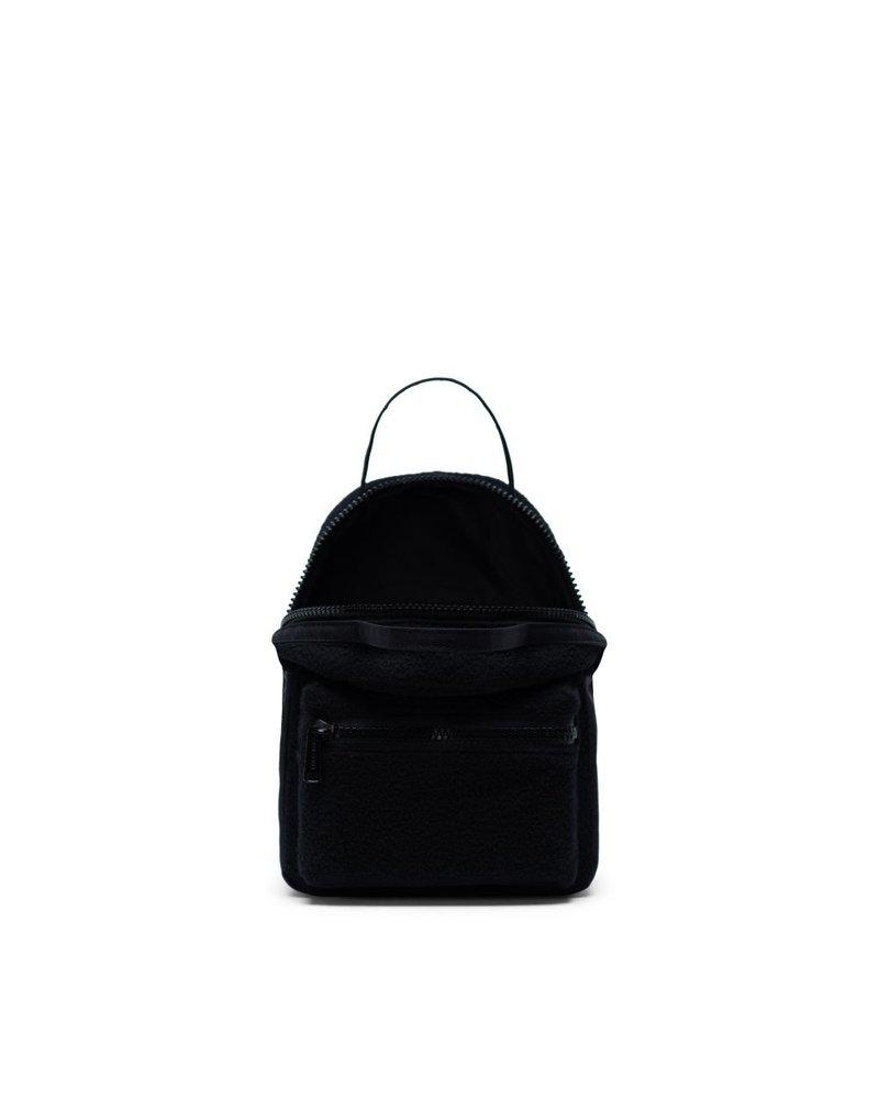 herschel nova mini sherpa backpack