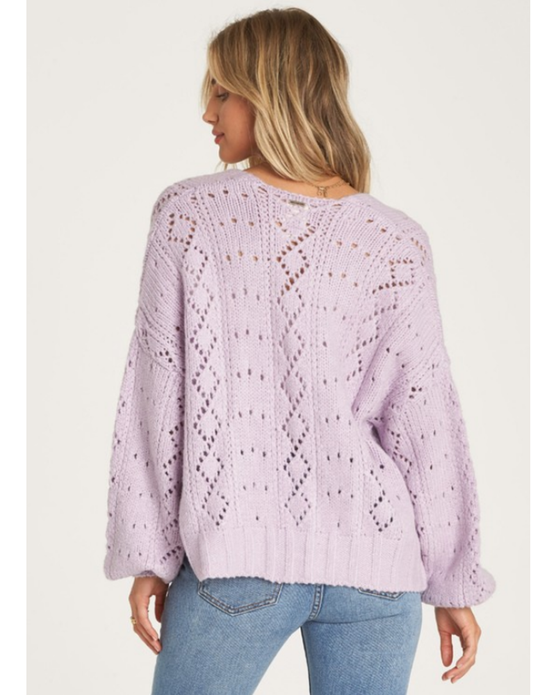 billabong billabong blissed out sweater