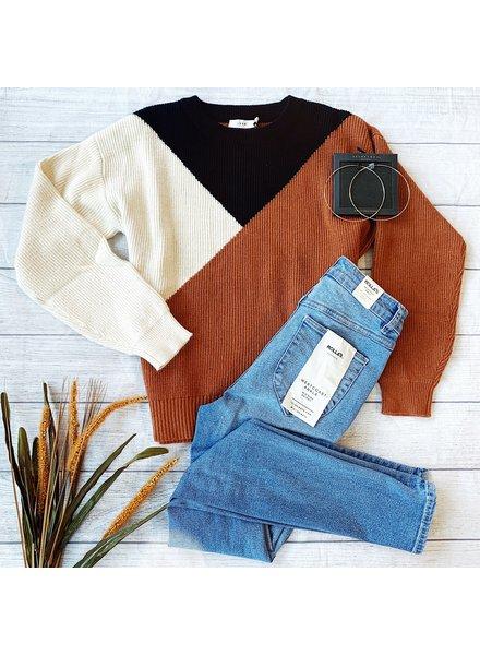 lush rowan sweater