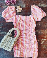 honey punch bette dress