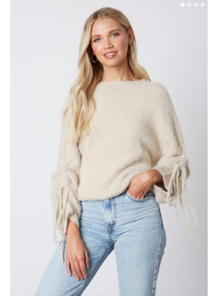 cotton candy taylor sweater