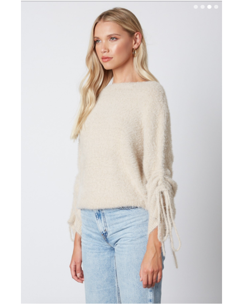 cotton candy cotton candy taylor sweater