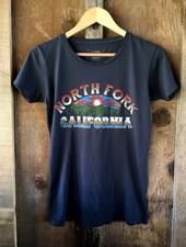 bandit brand north fork california tee