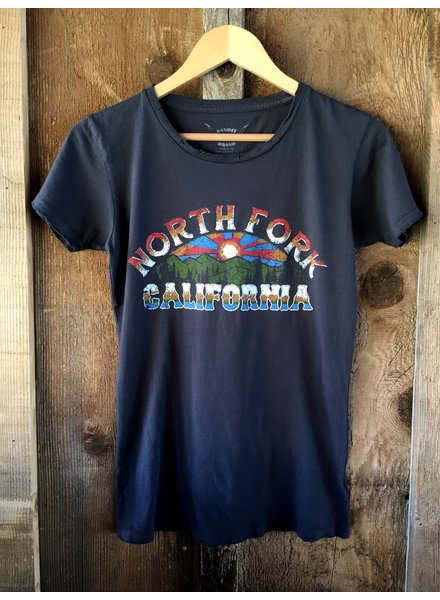 bandit brand north fork california tee