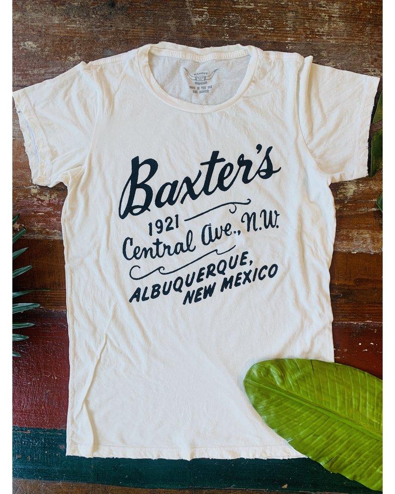 bandit brand bandit brand baxters tee