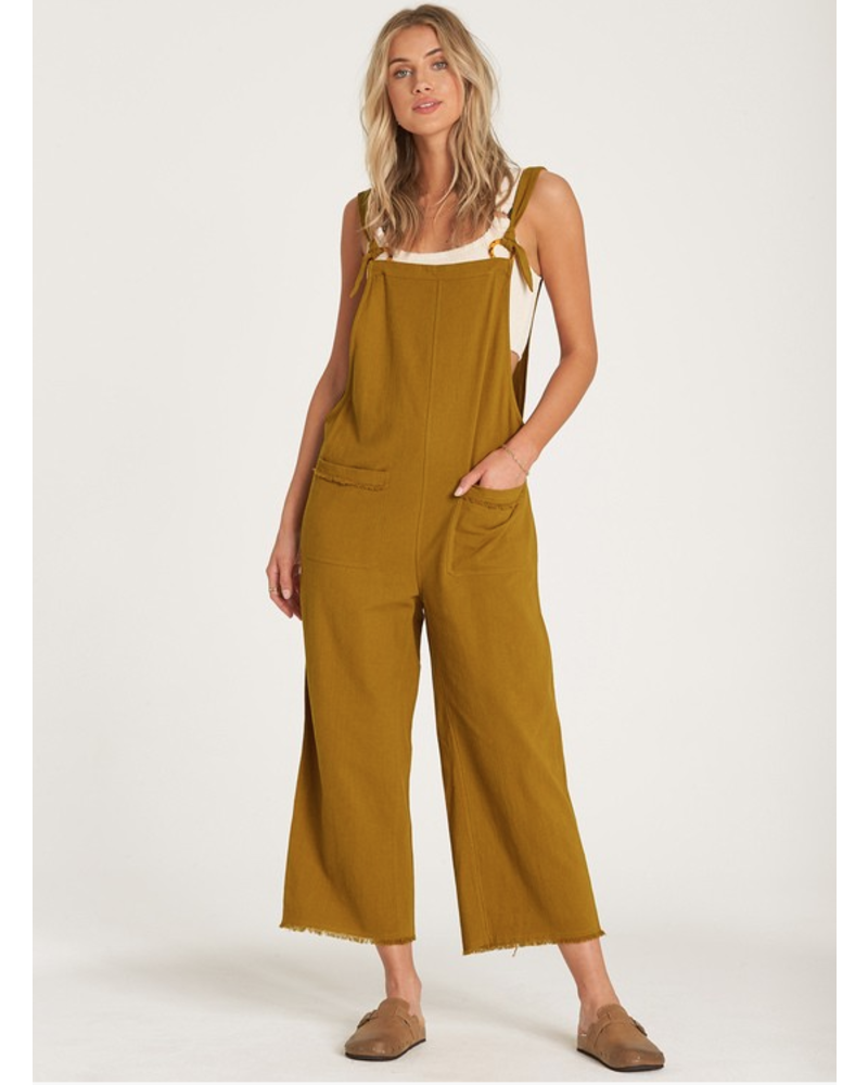billabong billabong run wild jumpsuit