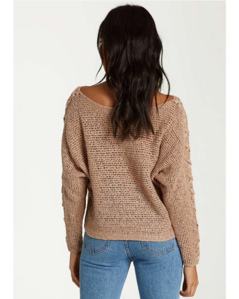 billabong billabong chill out sweater