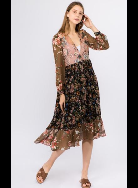 hidden alley bethy dress