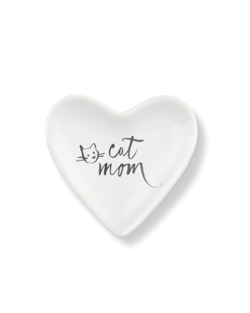 fringe studio fringe brush cat mom tiny heart tray