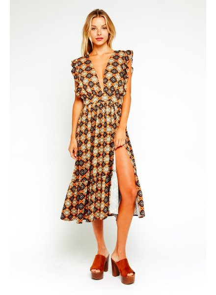 olivaceous tyler dress