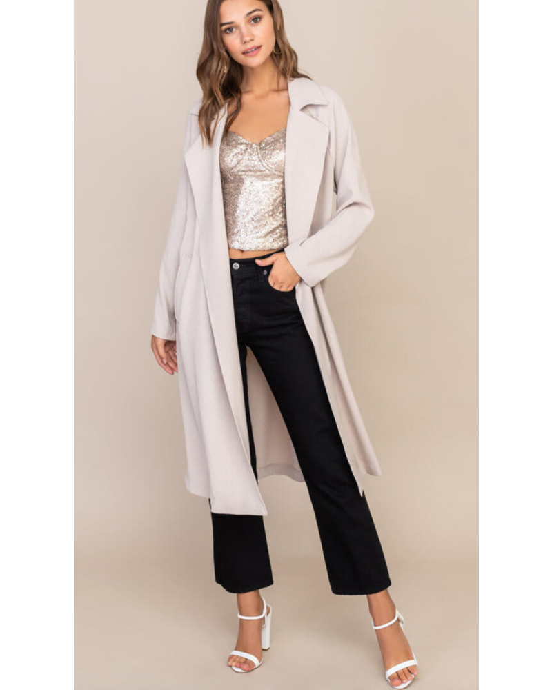 lush lush brewster coat