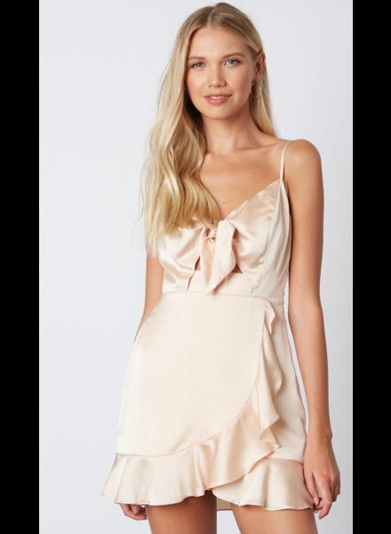 cotton candy maverick dress